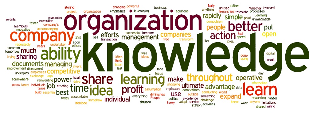 knowledge workers and organizational arrangement Safety and health at work skills, knowledge and working time and work organization a variety of flexible working time arrangements that vary from the.
