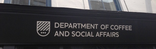 Department of Coffee and Social Affairs, Leather Lane